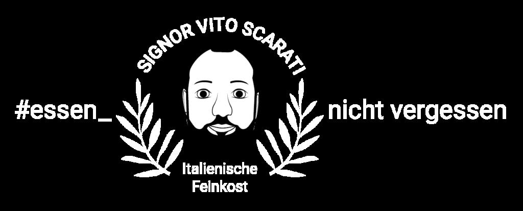 Italienische Feinkost Scarati - Logo V9