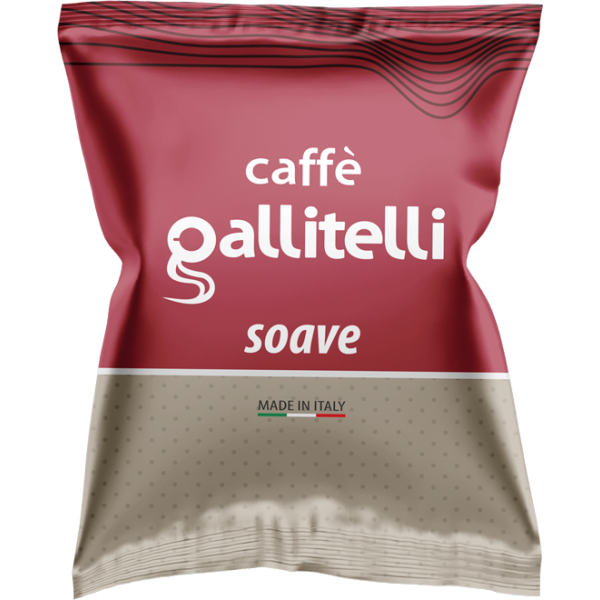 Gallitelli SOAVE Espresso Kaffee Kapseln (Nespresso)