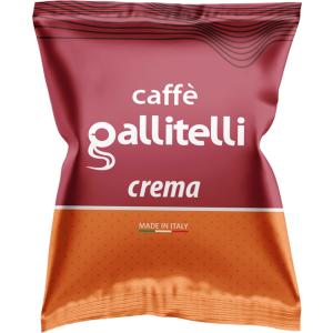 Gallitelli CREMA Kaffee Kapseln für Nespresso