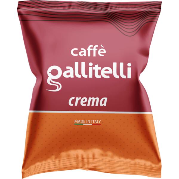 Gallitelli CREMA Kaffee Kapseln (Nespresso)