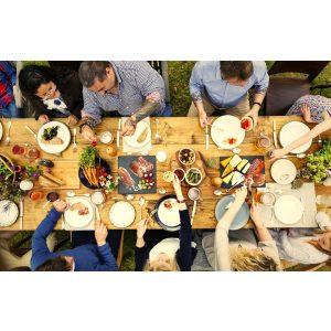 Familie Abendessen