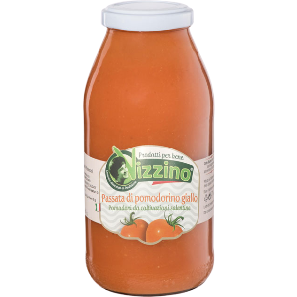 Passata Pomodorini Gialli