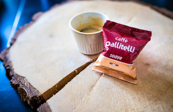 Kaffe Kapsel Gallitelli