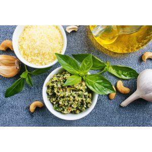 Pesto, Tomaten & Saucen